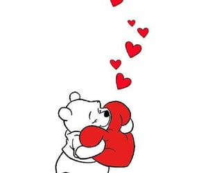 hearts, hug, and love forever image