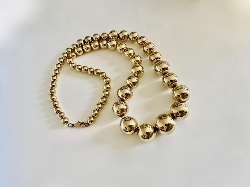 costume jewelry, classic style, and etsy image