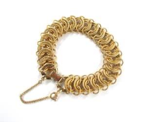 etsy, vintage bracelet, and fashion bracelet image