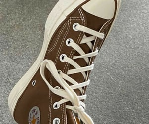 converse, brown, and style image