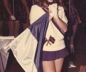 aesthetic, cheerleader, and 1960s image