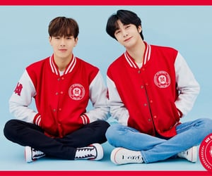 kpop, monbébé, and hyungwon image