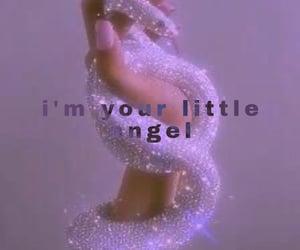 aesthetic, angel, and Lyrics image