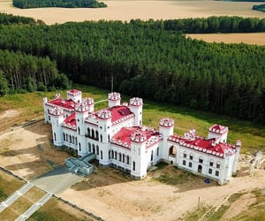 architecture, historic, and belarus image
