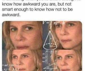 awkward, introvert, and meme image