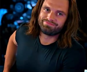 captain america, bucky barnes, and the winter soldier image
