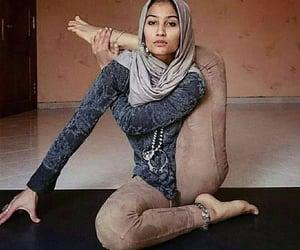 flexibility and yoga image