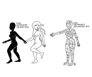 body, spirit, and love image