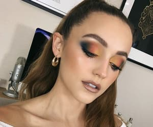 eyeshadow, make up, and makeup image