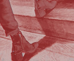 black shoes, boots, and theme image