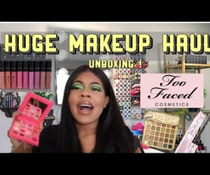 video, bh cosmetics, and beauty haul image