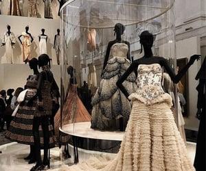 art, elegant, and high fashion image