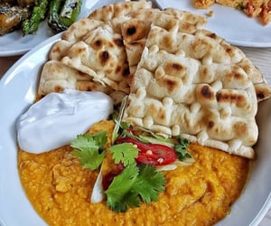 indian, curry, and healthy image