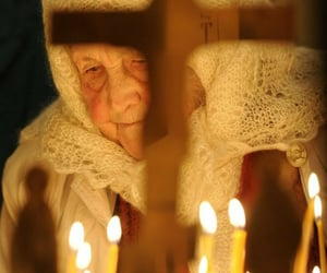 candles, lights, and orthodoxy image