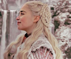 girl power, silver hair, and a song of ice and fire image