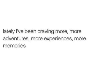 adventure, memories, and crave image