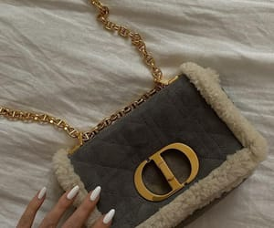 accessories, chic, and Christian Dior image
