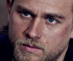 attractive, blue eyes, and soa image