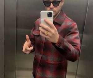 selfie, elevator, and niall horan image