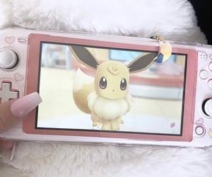 kawaii, pink, and pokemon image