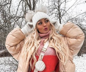 accessories, style, and winter wonderland image