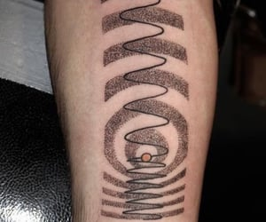art, physics, and tat image