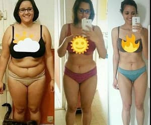 before after, weight loss, and lose weight image