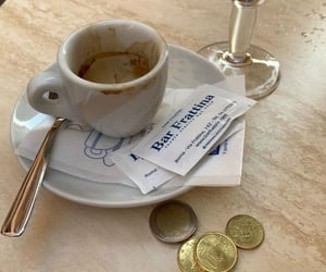 coffee, europe, and italy image