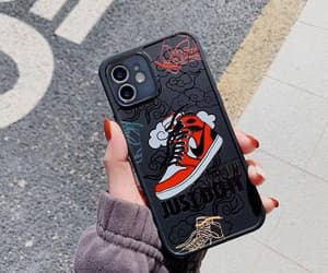 iphone, nike, and iphone case image