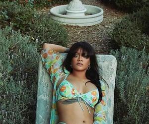 bikini, celebrity, and navy image
