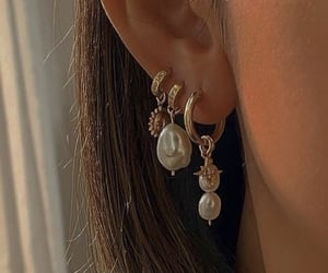 accessories, earings, and rings image