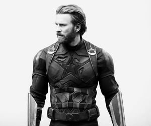 Avengers, steve rogers, and captain america image