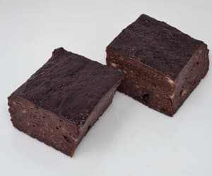 brownies, dessert, and food image