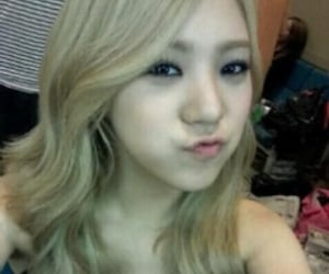 after school, korean, and lizzy image