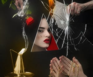 flamenca, flamenco, and music image
