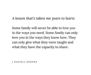 family, love you, and capacity to share image