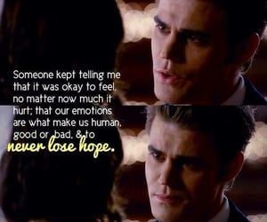couples, sad quotes, and elena gilbert image