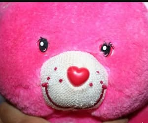 care bears, hot pink, and toys image