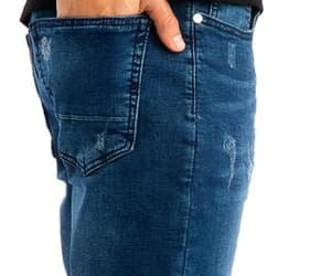 mens jeans, mens distressed jeans, and mens ripped jeans image