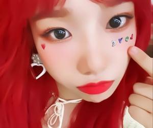 sakura, hyewon, and eunbi image