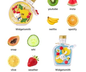aesthetic, fruit, and inspo image