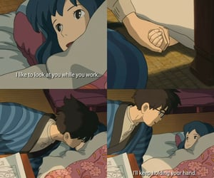 anime, studio ghibli, and nahoko image