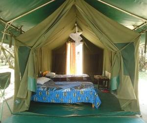 camping, Masai Mara, and tour image