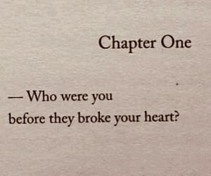 chapter, heart, and book image