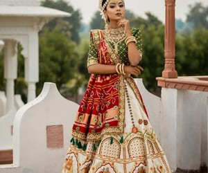 ethnic wear, bridal collection, and navratri attires image