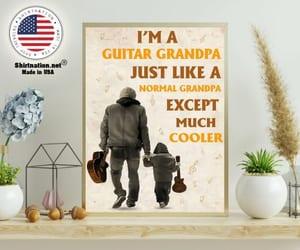 grandpa and guitar image