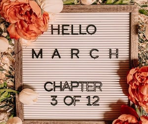 background, chapter, and march image
