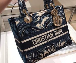 bag, dior, and lady image