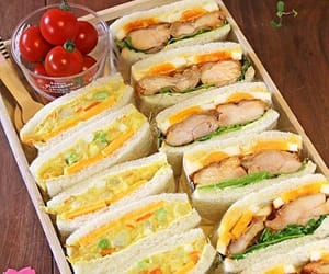 fast food, food, and Gastronomy image