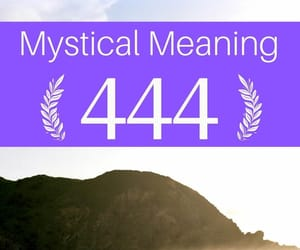 astrology, lifestyle, and 444 image